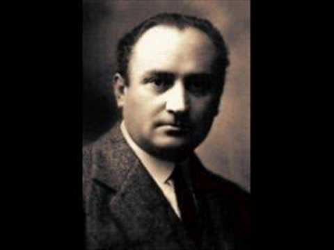 Puccini- Nessun Dorma (with English subtitles) - Francesco Merli 1937