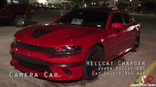840 HP Hellcat vs Boosted Coyotes + TT Camaro, 1300 HP GTR, 1200 HP T/A + MORE!