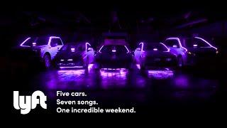 "Lyft - Five Cars, Seven Songs ""Car Honk/Beep Acapella"" Despacito, The Story Of OJ, & More! ᴴᴰ"