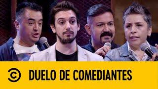 Nacho & Villita VS Kikis & Nicho | Duelo de Comediantes | Comedy Central LA
