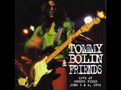 Tommy Bolin - Live at Ebbets Field - June 3 & 4, 1974* (full album)
