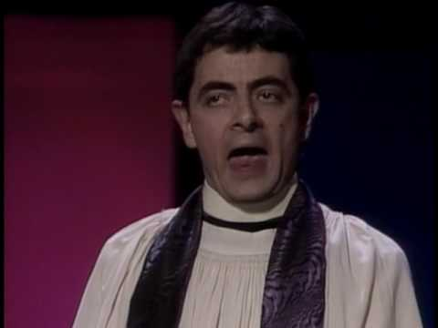 Rowan Atkinson - Mr. Bean Live 1992