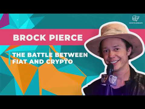 Decentralized Currency, Internet, Everything!  An  with Brock Pierce