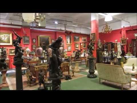 Allstate Antiques- Fine Art Gallery in Long Island City, New York