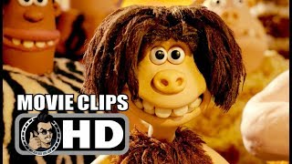 EARLY MAN - 3 Movie Clips + Trailer (2018) Tom Hiddleston Animated Movie HD