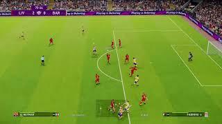 Ливерпуль - Барселона товарка