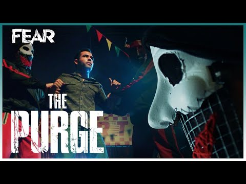 Running The Gauntlet | The Purge (TV Series)