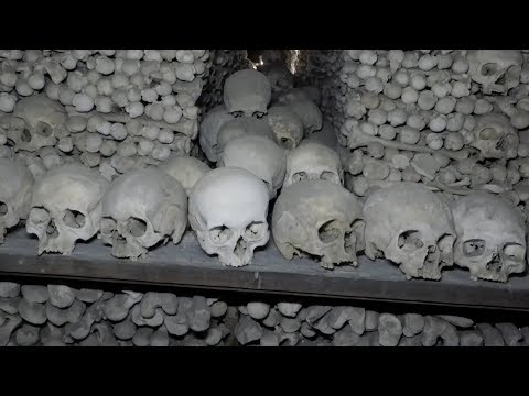 The Czech Church Full of Bones That Became a Work of Art
