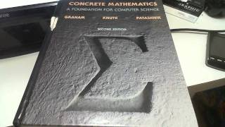 Book Review: Concrete Mathematics