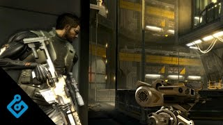 In this excerpt from The Game Informer Show Ben Hanson Ben Reeves and Wade Wojcik finish off their big discussion after playing through Deus Ex Human