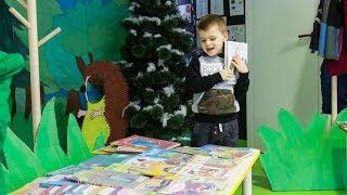 Mobilna biblioteka w przedszkolu