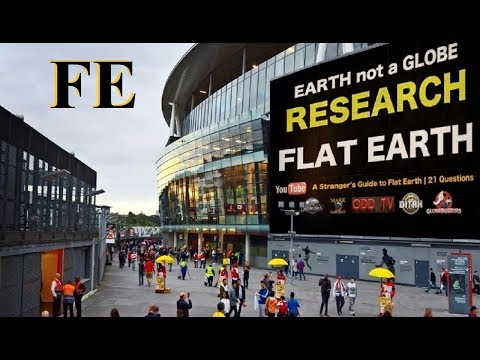 Flat Earth Q&A Emails 45 - Mark Sargent ✅