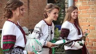 """""""Дружки-свашки"""", Петро та Мар'яна, Жовтанці 17 09 2016"""