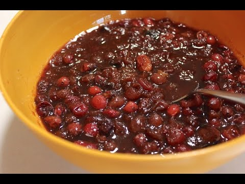 Homemade Crockpot Cranberry Sauce – The Best Slow Cooker Cranberry Sauce Recipe