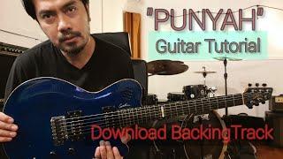 Download lagu LOLOT - PUNYAH   Guitar Tutorial DONNIE LESMANA
