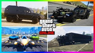 Top 10 MOST USEFUL Cars & Vehicles In GTA Online Of All Time!