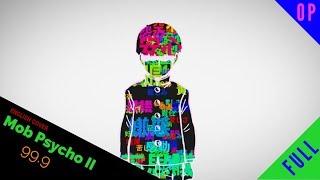 """「English Dub」Mob Psycho 100 II OP """"99.9"""" 【Kelly Mahoney】- Studio Yuraki"""