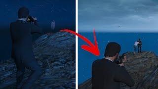JAK WYGLĄDA DUCH Z GÓRY GORDO W PROLOGU?! ⛰️ - GTA V Legendy & Teorie | ODC 33 |