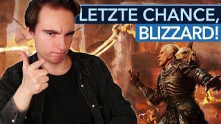 Ist das alte Blizzard wirklich tot? Diablo 4 und Resurrected werden's zeigen!