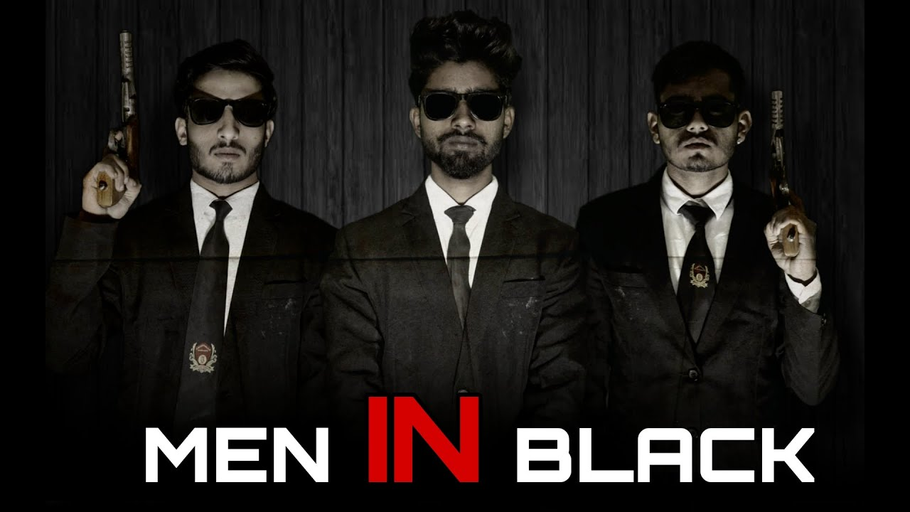 MEN IN BLACK: INDIAN | 2  in 1 Vines