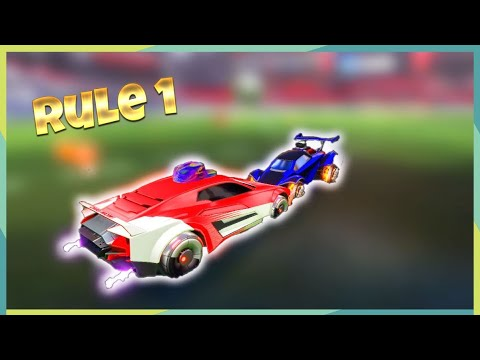 The Unwritten Rules of Rocket League