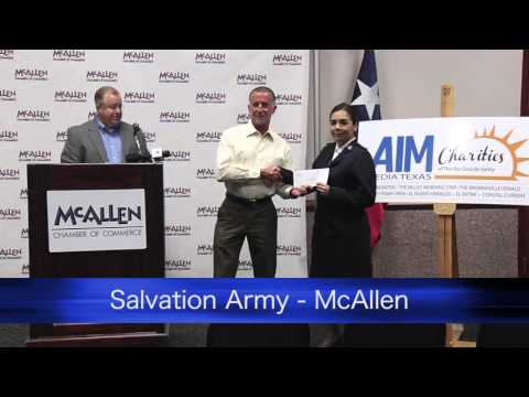 AIM Charities distributes $80,000 for area agencies