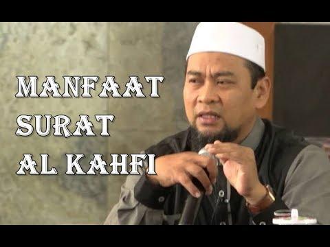 Ceramah Ustadz Zulkifli M. Ali, LC. MA Tentang Manfaat Surat Al-kahfi