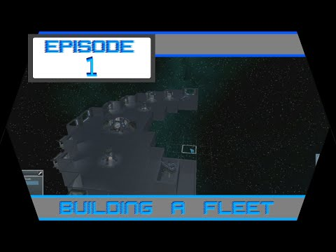 Interstellar Rift, Building a Fleet! Ep. 1