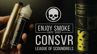 CONSVR от League of Scoundrels | + конкурс