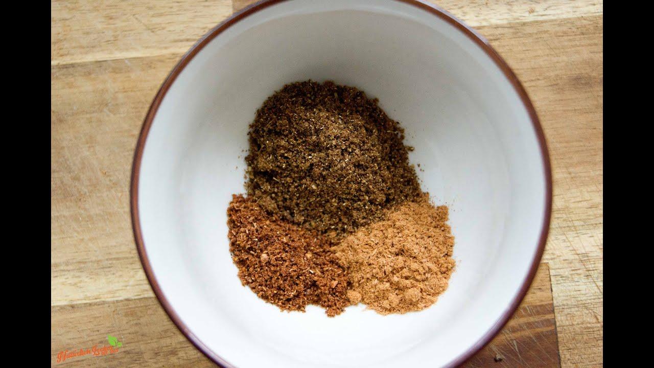 Asiatische Küchenutensilien chinesische 5 gewürze mischung rezept und anleitung