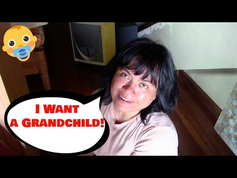 My Mom Wants Me To Get A Baby! Philippines VLOG
