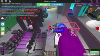 Miners Haven: DD Setup! (NO BLASTERS!) (FAST!) | ROBLOX
