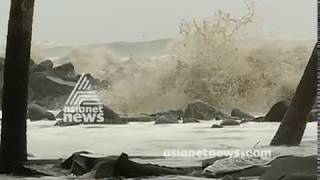 Gaja Cyclone moves to Arabian Sea : Heavy rainfall expected at Ernakulam