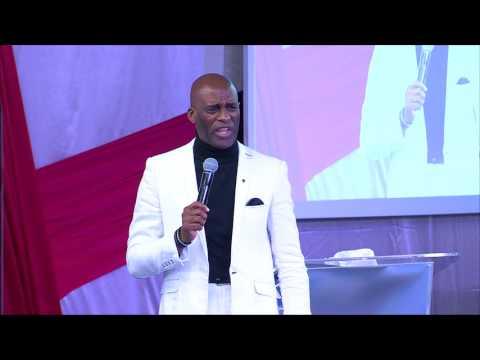 I KNOW WHO I AM Part 2 (LIMITLESS SERIES) DR ALBERT ODULELE