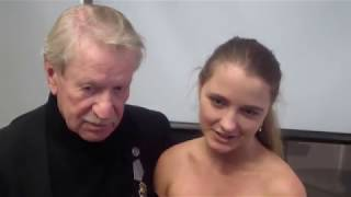 Иван Краско и Наталья Шевель Вы бы хотели детей?
