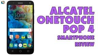 Alcatel POP 4 Smartphone Review