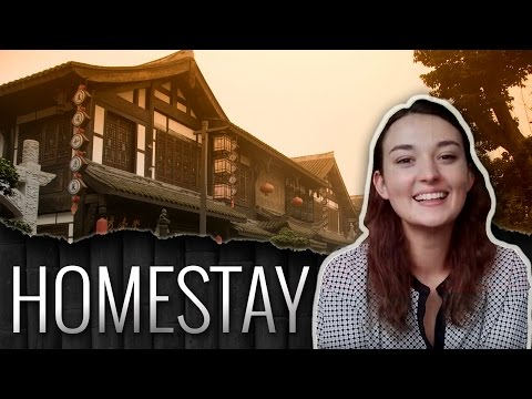 Homestay Experience in Chengdu with Marie