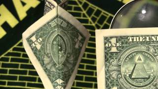2. Proof of God is the ALPHA & OMEGA on the ONE DOLLAR BILL pt 3 by Michael Fazio 20110618214437
