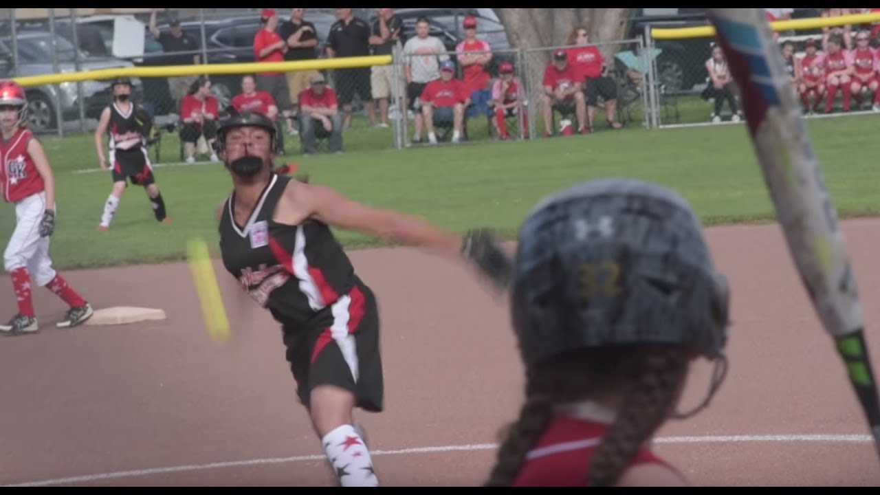 Grace Perez shines bright in LL District 24 All-Star 12s softball opener