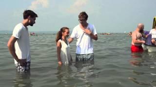 Kreisjugend-Freizeit 2015 - Taufe im Plattensee