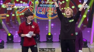 [VIETSUB] Singderella GOT7: YoungJae x Heechul Leg Fight