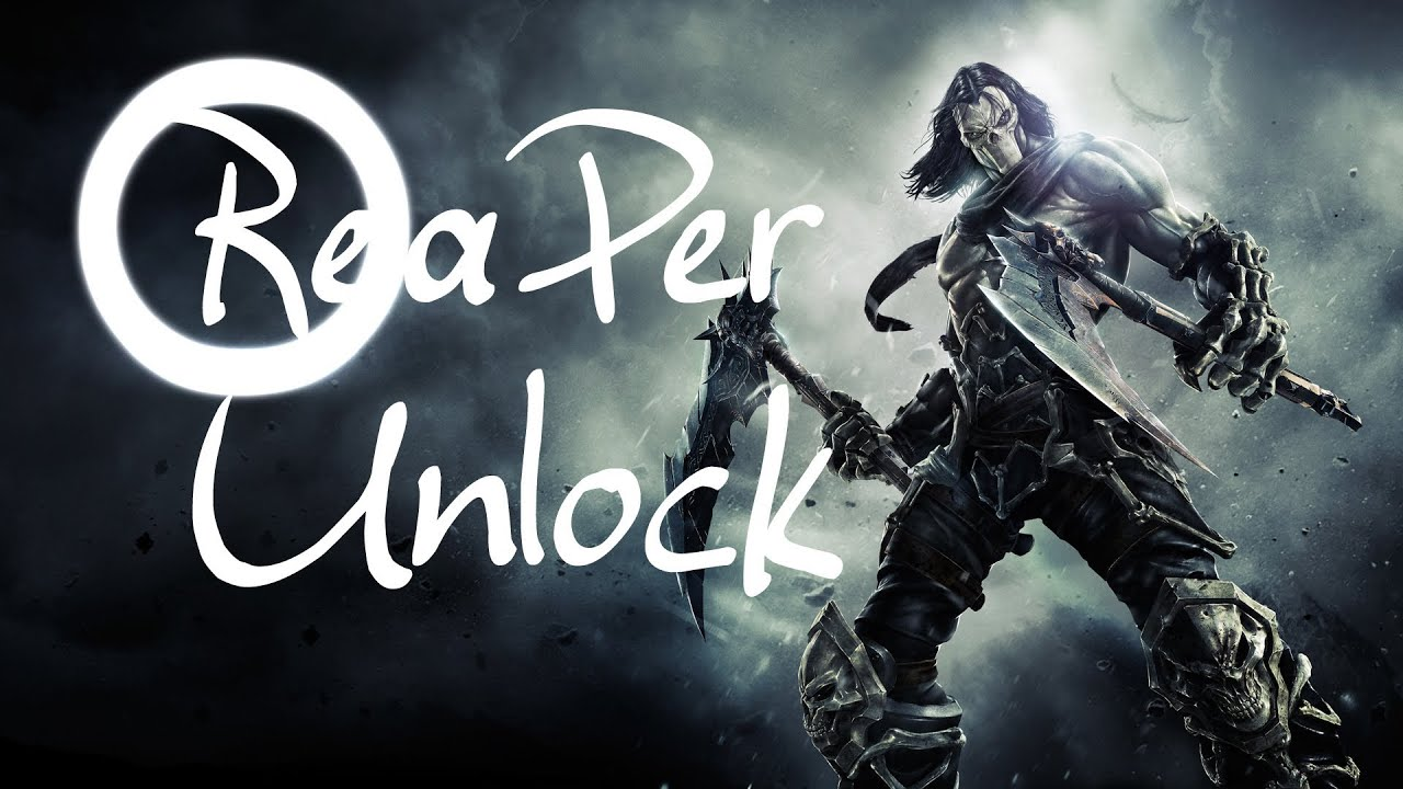 DarkSiders II How to obtain Reaper Form Tutorial !!! REAPER FORM ...