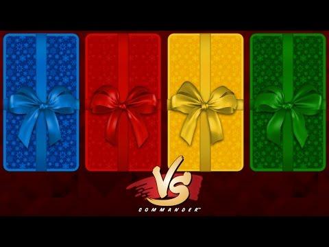 Commander VS: Happy Holidays Special!