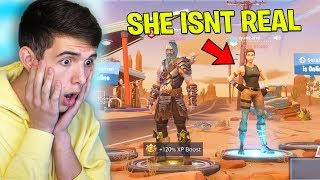 *PROOF* The Missing Fortnite Girl, Queeane, might be FAKE... (Fortnite Battle Royale)