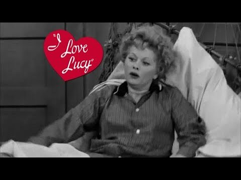 Lucille Ball in a CLASSIC