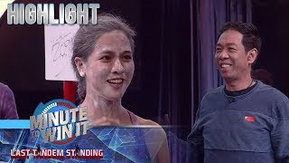 Long Mejia, nag-audition para maging boyfriend ni Mara | Minute To Win It