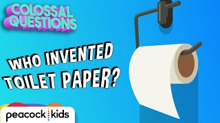 What Did We Use Before Toilet Paper? | COLOSSAL QUESTIONS