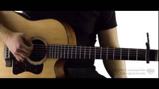 Smoke A Little Smoke - Eric Church - Guitar Lesson and Tutorial