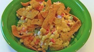 Betty's Colorful Frito Corn Salad