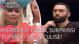 """Andreea si Turcu, surprinsi """"pupandu-se"""" in culise! Larisa vrea sa plece? Este Bogdan """"Casanova""""?"""
